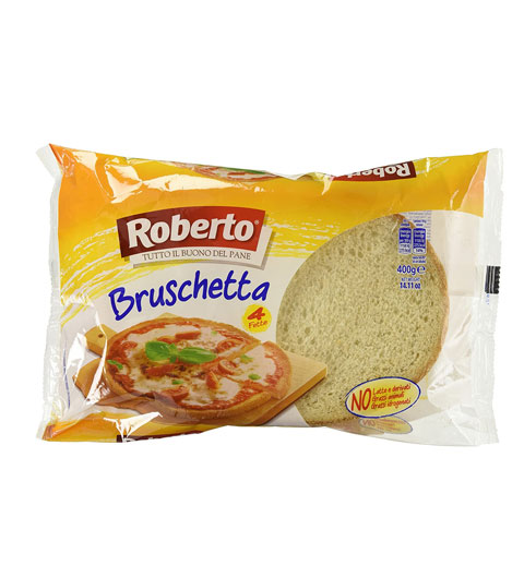 Roberto Bruschetta-Brot