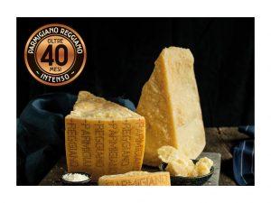 Parmareggio Parmigiano Reggiano 40 Monate